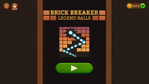Brick Breaker: Legend Balls 21.0216.00 screenshots 8