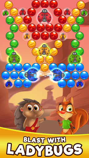 Bubble Friends Bubble Shooter Pop 1.4.6 screenshots 10
