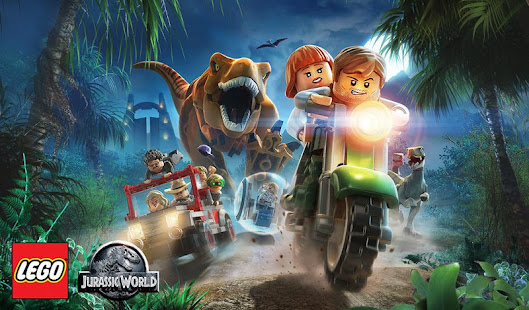 Скриншот №1 к LEGO® Jurassic World™
