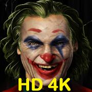 Joker wallpaper HD 4K offline & Joker quotes