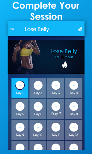 Foto do Lose Belly Fat Home Workout Lose Weight in 30 Days