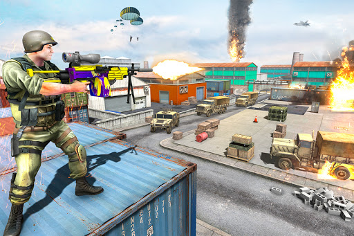 FPS Counter Attack 2019 u2013 Terrorist Shooting games  Screenshots 5