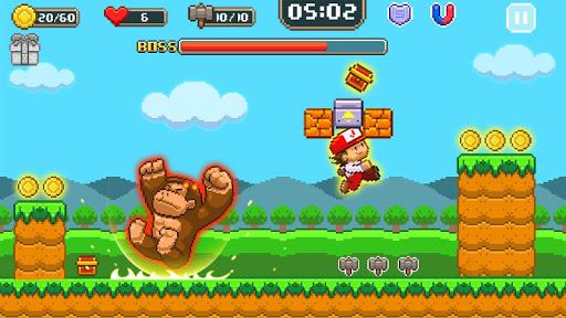 Super Jim Jump - pixel 3d 3.6.5026 screenshots 2