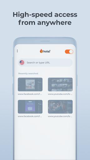 Hola Free VPN Proxy Unblocker TV_1.180.793 screenshots 3