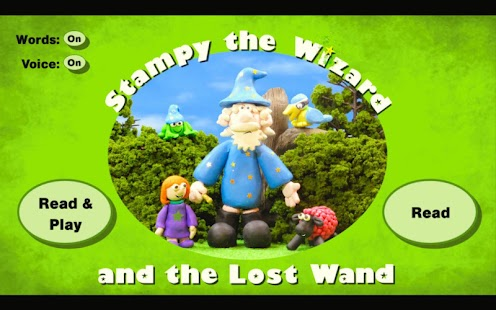Stampy The Wizard Screenshot