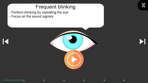Eyes recovery workout android2mod screenshots 2