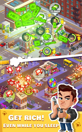 Idle Mafia - Tycoon Manager 3.0.0 screenshots 10