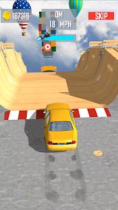 Mega Ramp Car Jumping MOD Apk 1.2.2 (Unlimited Money) 4