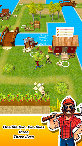 Tree Craftman 3D  screenshots 3