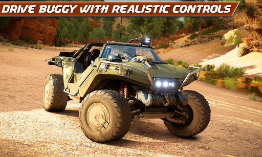 Top Offroad Simulator 2: Jeep Driving Games 2021 Varies with device screenshots 5