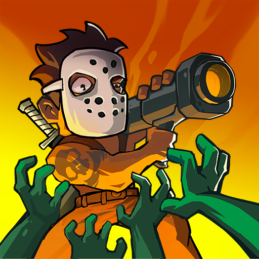 Zombie IDLE Defense is idle and vs. zombie game