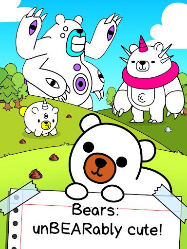 Bear Evolution - UnBEARably Fun Clicker Game screenshots 9