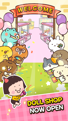 Animal Doll Shop - Cute Tycoon Game screenshot 13