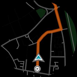 Naviki – Bike navigation