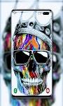 screenshot of Skull Wallpaper ☠️