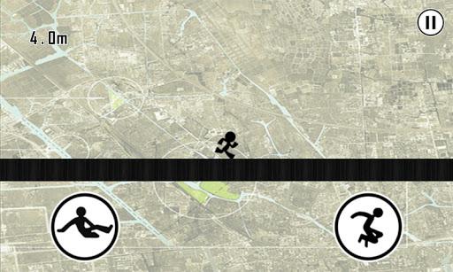 stickman runner screenshot 2