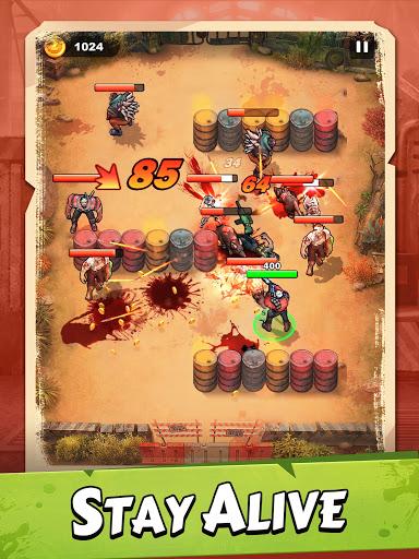 Zombie Survival: Eternal War apkpoly screenshots 11