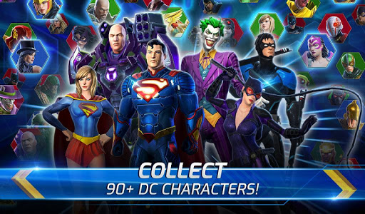 DC Legends: Fight Superheroes screenshots 2