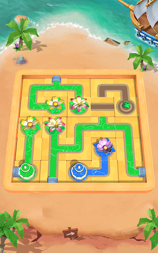 Flow Water Connect Puzzle  screenshots 6