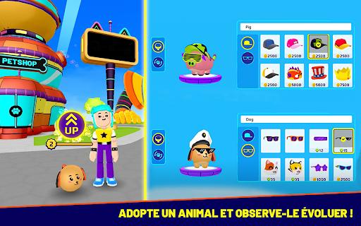 PK XD - Explorez l'univers et jouez avec vos amis apk mod screenshots 2