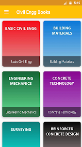 Civil Engineering - Download Books, Notes, MCQ 7.1