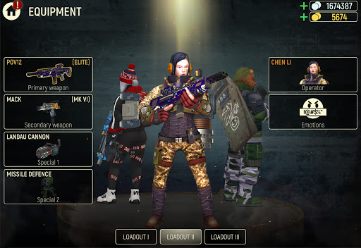 Tacticool - 5v5 shooter 1.35.0 screenshots 6