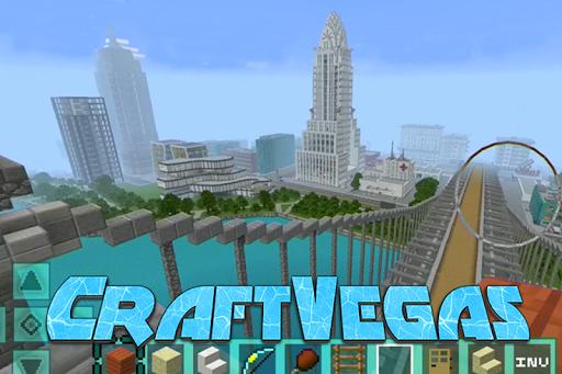 Craft Vegas - Crafting & Building  Screenshots 1