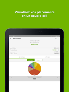 Fortuneo, mes comptes banque & bourse en ligne  Screenshots 10