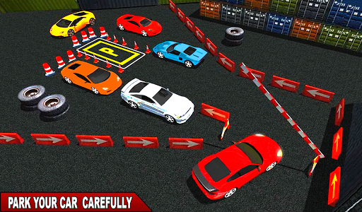 hard car parking: modern car parking games screenshot 3
