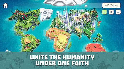 God Simulator. Sandbox strategy game Religion Inc.  screenshots 7