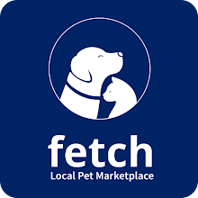 Fetch - The World's First local Pet Marketplace! icon
