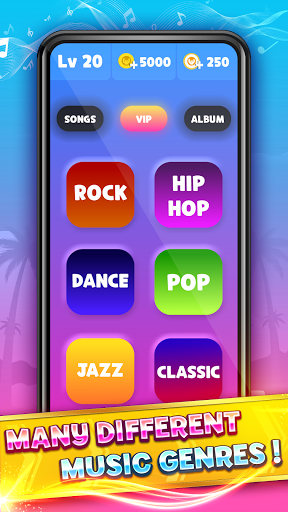 Magic Music Piano : Music Games - Tiles Hop 1.0.2 screenshots 17
