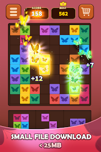 Triple Butterfly – A brand-new block matching game 3