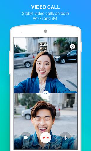Zalo - Video Call  screenshots 1