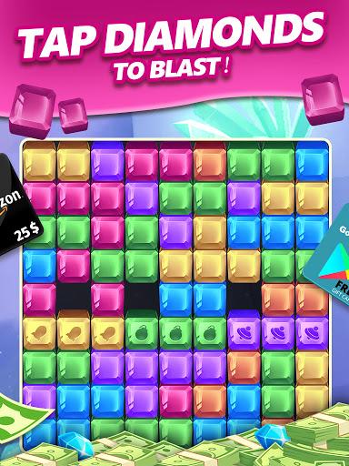 Lucky Diamond u2013 Jewel Blast Puzzle Game to Big Win 1.1.30 Screenshots 10