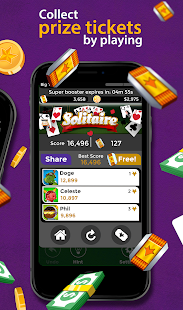 Solitaire - Make Free Money & Play the Card Game 1.9.2 screenshots 3