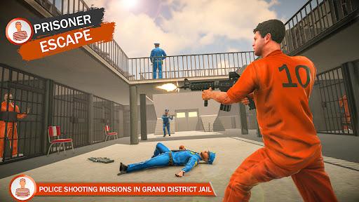 Grand Prison Escape Game 2021  screenshots 1