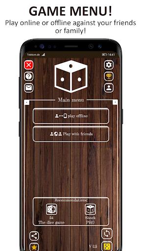 Schocken - The dice game 2.5.11 screenshots 1