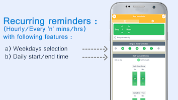Flexible Recurring Reminders + Time Announce