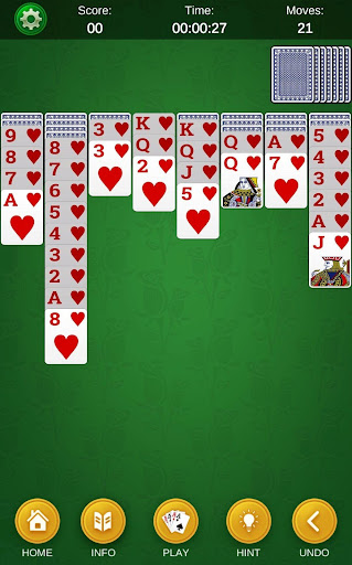 Spider Solitaire - Classic Solitaire Collection  screenshots 19