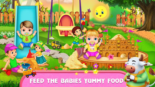 Babysitters Baby Care: Baby Sitter Games  screenshots 4