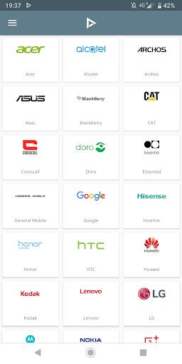DroidApp - Android nieuws  Screenshots 3