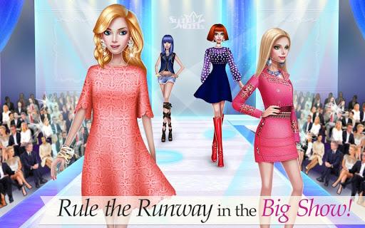 Supermodel Star - Fashion Game  screenshots 1