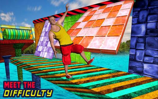 New Water Stuntman Run 2020: Water Park Free Games android2mod screenshots 13