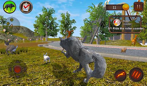 Wolf Dog Simulator 1.0.6 screenshots 14