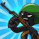 Stickman Modern Total War