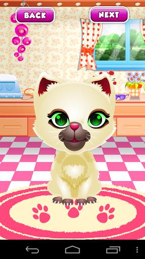 Cat Pet Wash 2.4 screenshots 3