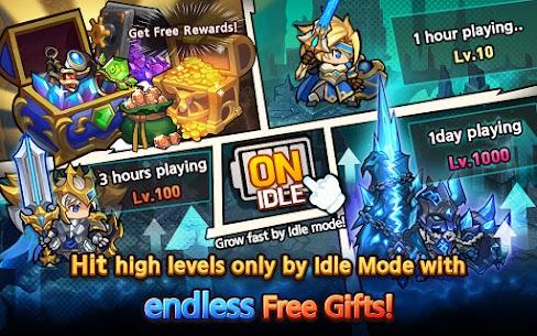 Raid the Dungeon : Idle RPG Heroes AFK games 1.11.2 2