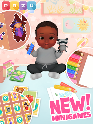 Chic Baby 2 - Dress up & baby care games for kids  screenshots 12
