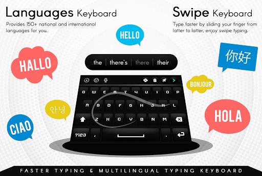 My Photo Keyboard - Picture keypad with Emoji, Led 5.7 Screenshots 6
